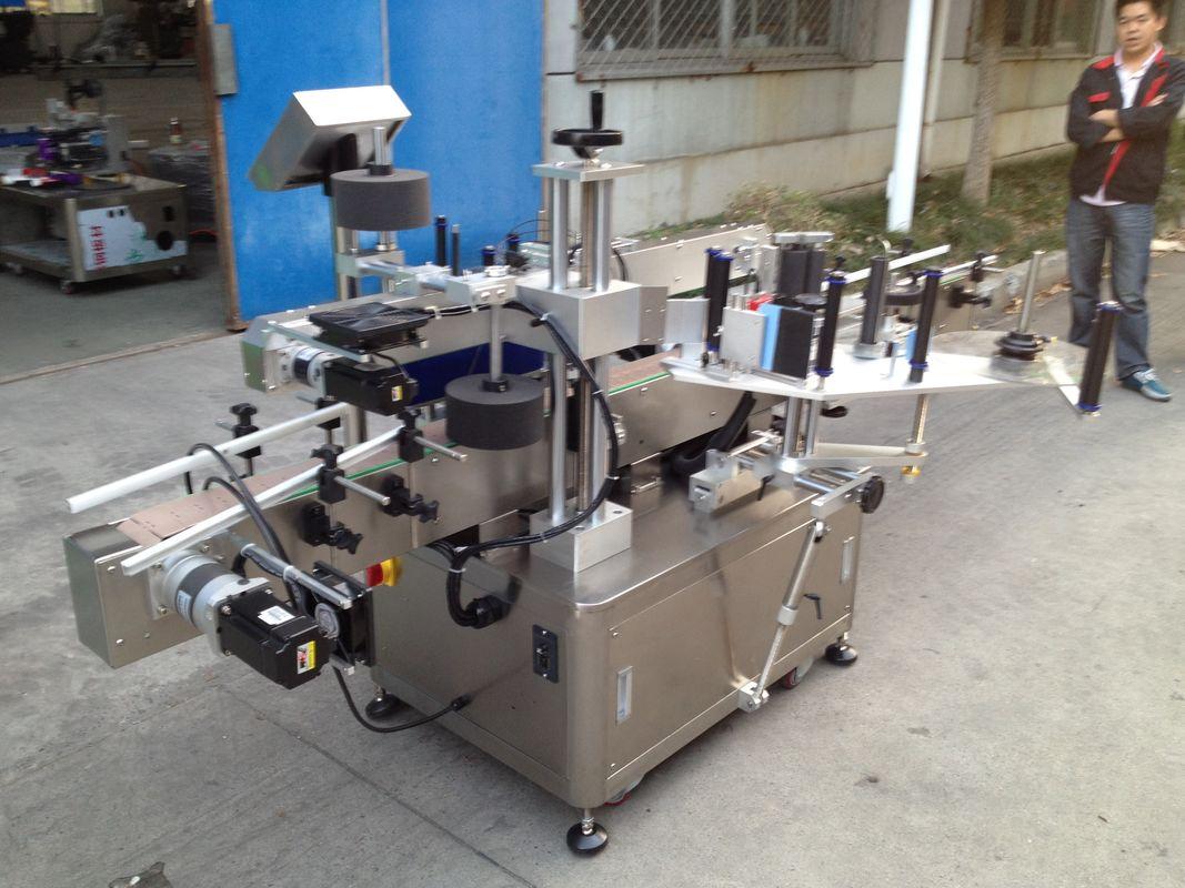 Stroj za automatsko naljepljivanje naljepnica Opp za boce za vruće topljeno ljepilo