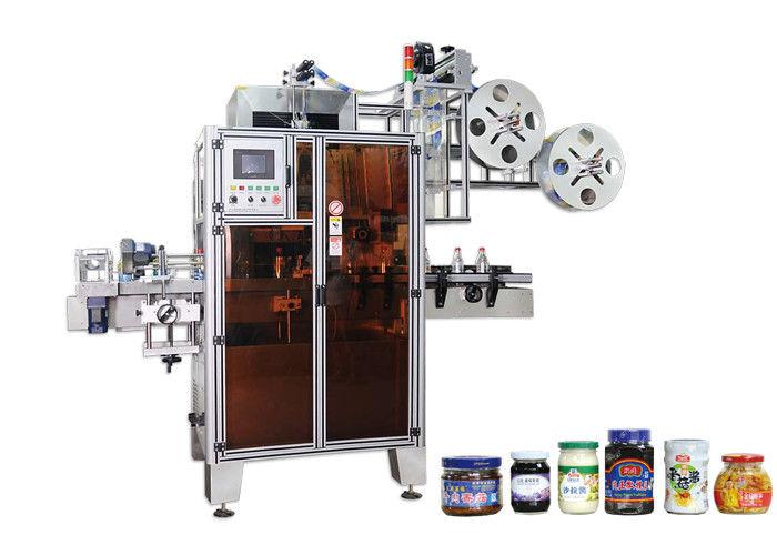 PET Automatski stroj za etiketiranje skupljajućih rukava s visokom učinkovitošću za uska grla