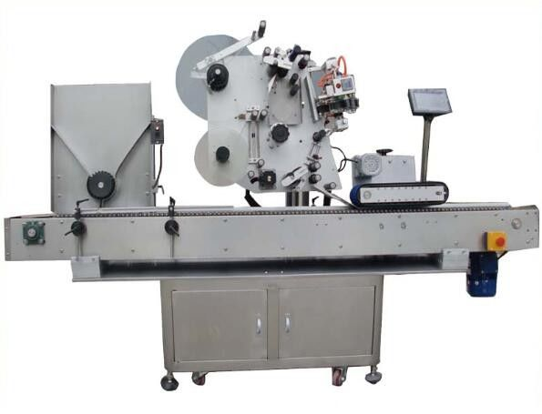 Stroj za etiketiranje okruglog oppa sa strojem za kodiranje