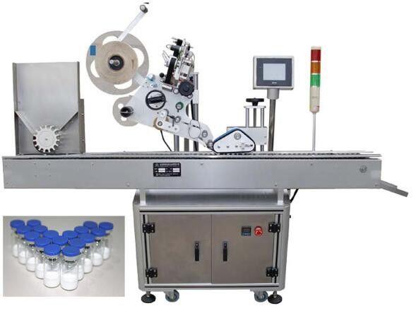 Stroj za etiketiranje male bočice od 10 ml za farmaceutske proizvode