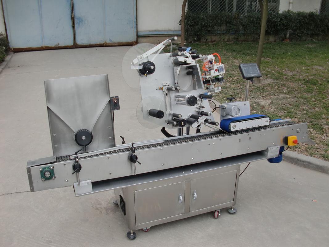 Mašina za etiketiranje bočica sa 7. naljepnicom s naljepnicom za baterije