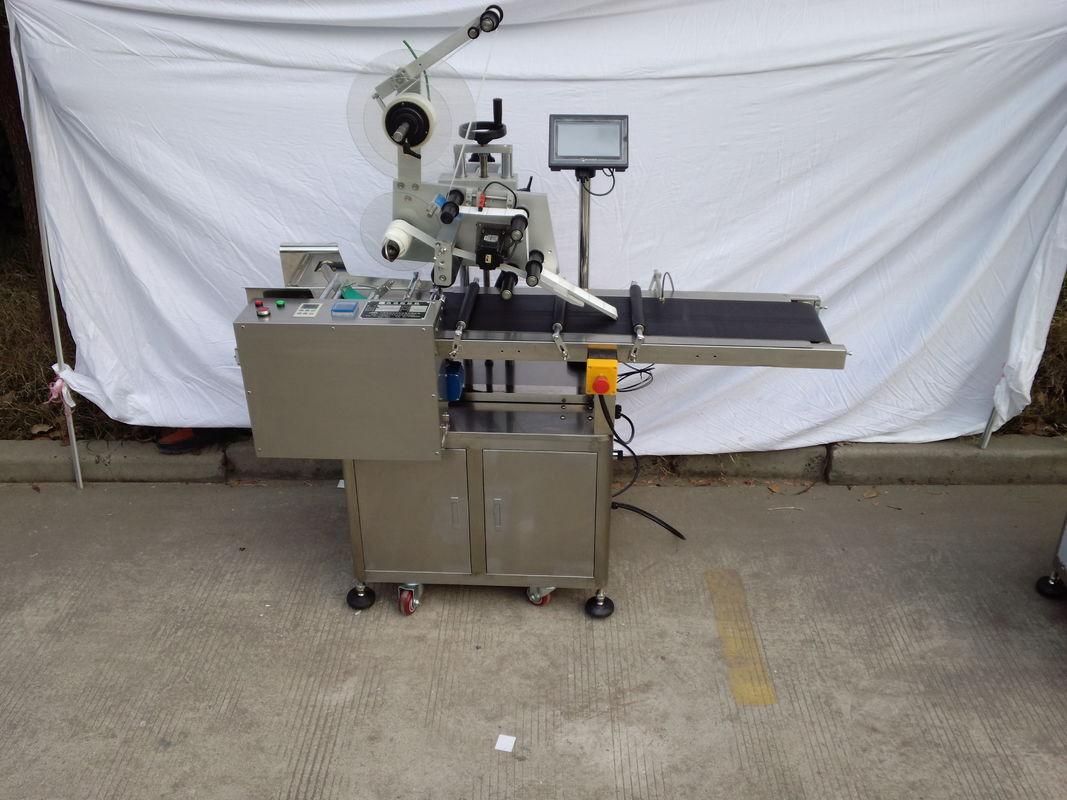 Servo motor za nanošenje naljepnica s ravnom površinom od papirnate torbe