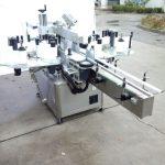 Automatski dvostrani stroj za etiketiranje naljepnica s prednjom i stražnjom stranom