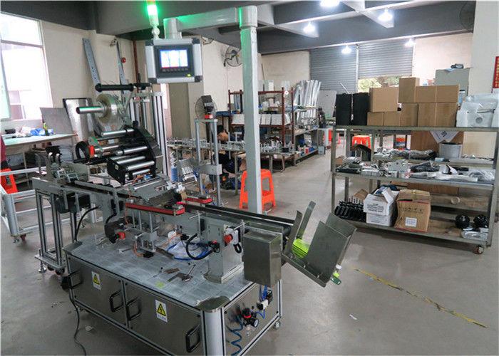 Stroj za automatsko naljepljivanje naljepnica naljepnica s ravnom površinom