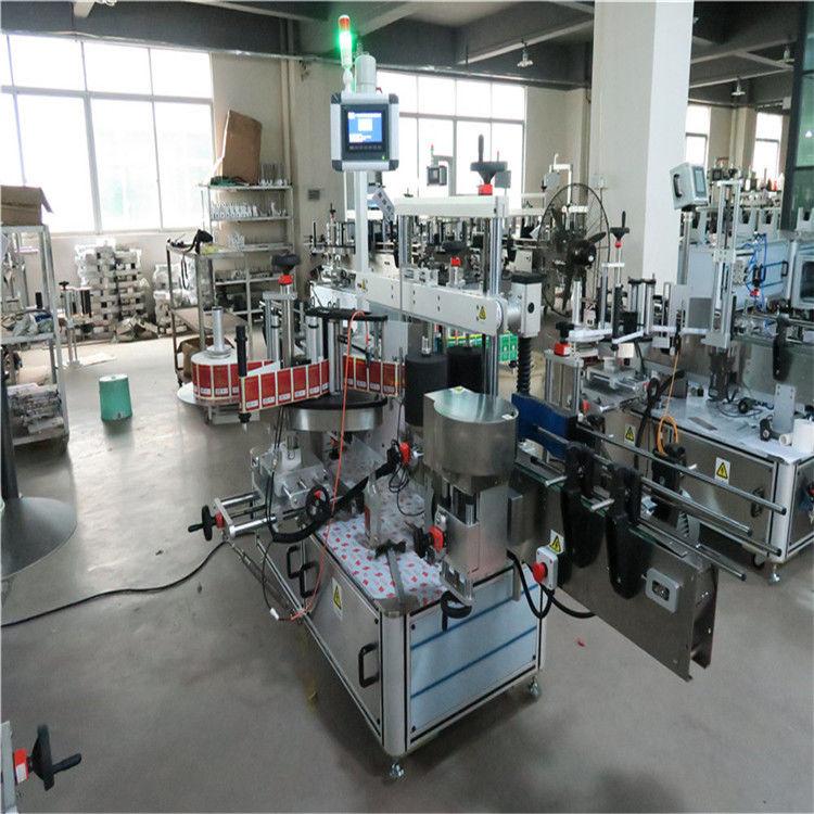 Kina Dvostrani stroj za etiketiranje velike brzine ravne boce za dobavljače kozmetike / pića