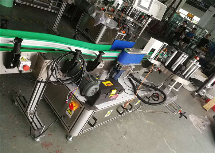 Aparat za naljepnice boca piva, automatski stroj za etiketiranje promjera role 330 mm