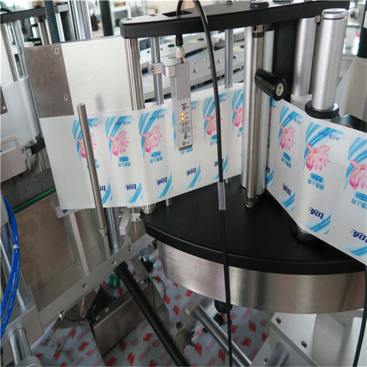 Automatski stroj za etiketiranje naljepnica s okruglom bocom s jednom ili dvostranom bokom