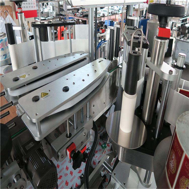 Kina Potpuno automatski obostrani stroj za etiketiranje samoljepljivih naljepnica, dobavljač