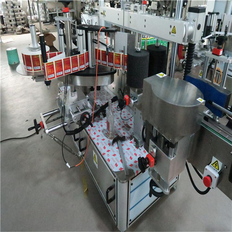 Ljepljivi automatski stroj za etiketiranje naljepnica, automatski stroj za etiketiranje