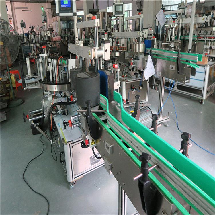 Dvostrani samoljepljivi naljepnica Stroj za etiketiranje boca Maks. Visina 190 mm