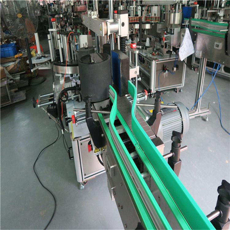 Dvije automatske mašine za etiketiranje naljepnica, obostrani etiketa 6000-8000 B / H