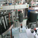 Automatski stroj za etiketiranje staklenih boca za staklenu bocu za Australiju / Čile