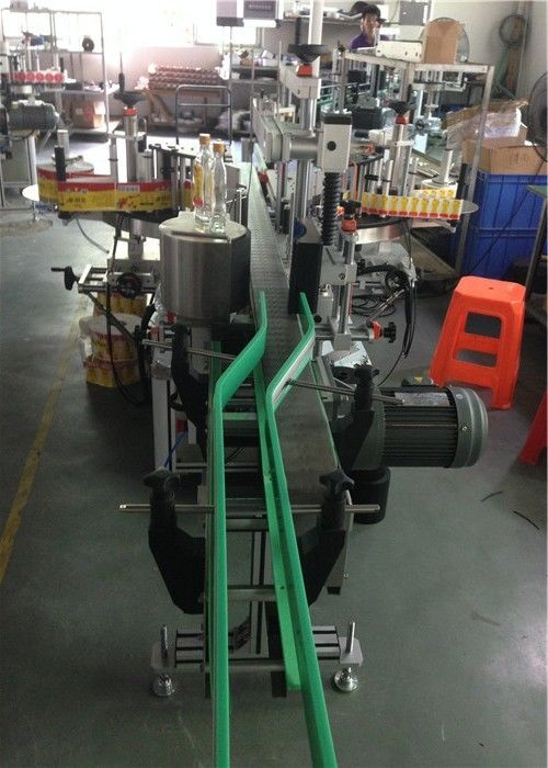 CE aplikator naljepnica, vožnja servo motorom stroja za označavanje boca vina