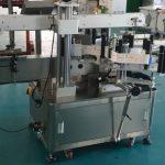 Automatski stroj za etiketiranje staklenih boca s ravnom bocom, stroj za naljepnice naljepnica