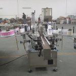 Automatski stroj za etiketiranje dvostranih naljepnica s plastičnim i staklenim bocama