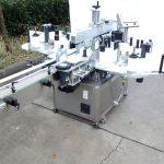 Prilagođeni stroj za etiketiranje s tri ili dvostrane naljepnice sa strojem za kodiranje