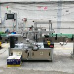 Prednji / stražnji dio i omotajte aplikator naljepnica, stroj za naljepljivanje naljepnica