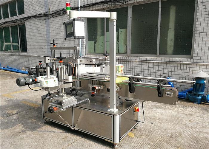 Kina stroj za etiketiranje ravnih boca šampona, samoljepljivi stroj za etiketiranje prednji i stražnji dobavljač