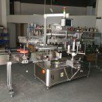 Visoko precizni višenamjenski stroj za etiketiranje ravnih boca na električni pogon