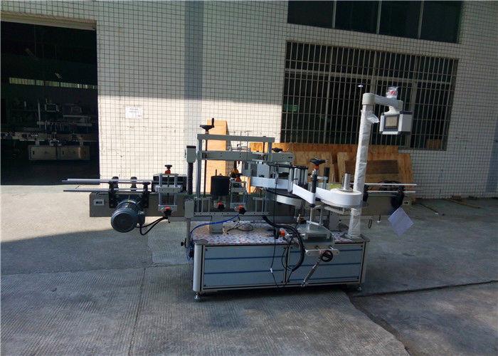 Potpuno automatski strojevi za etiketiranje četvrtastih boca Kapacitet 4000-8000 B / H