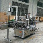 Strojevi za etiketiranje prednjih i stražnjih naljepnica za okrugle staklene boce