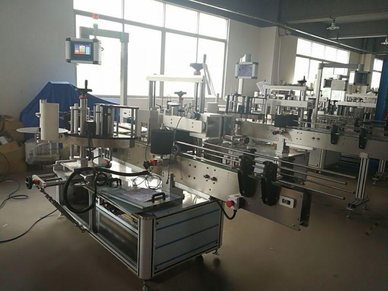 Kina prednja i stražnja strana stroja za etiketiranje samoljepljivih naljepnica, dobavljač aplikatora za naljepnice