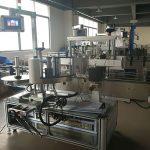 Stroj za etiketiranje ravnih boca, automatski stroj za nanošenje etiketa