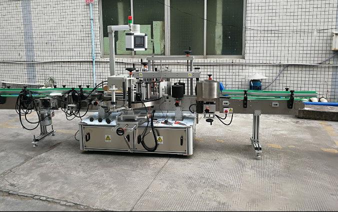 Dvostrani stroj za automatsko označavanje naljepnica sa servo motorom