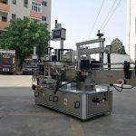 Brzi automatski stroj za naljepljivanje naljepnica s bočnim četverokutnim bocama