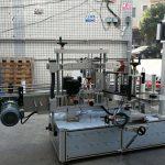 Samoljepljivi cilindrični / ovalni stroj za etiketiranje boca s PLC zaslonom osjetljivim na dodir