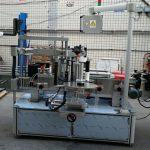 Stroj za automatsko etiketiranje dvostranih naljepnica eliptične ovalne boce