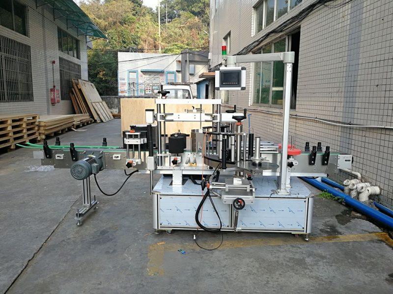 Kina dobavljač s automatskim strojevima za etiketiranje ravnih boca s automatskim naljepnicama
