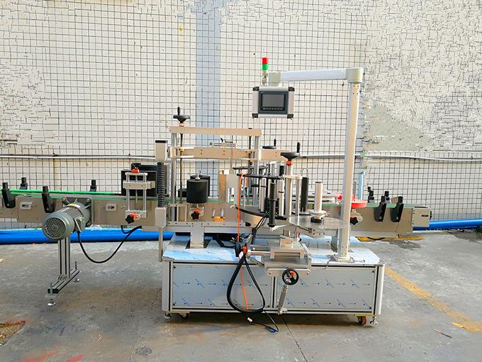 Dvostrani samoljepljivi stroj za etiketiranje, potpuno automatski aplikator naljepnica