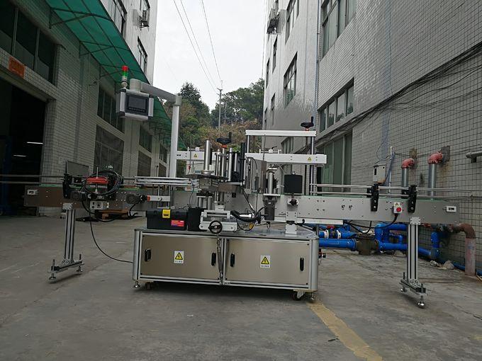 Naljepnica Samoljepljiva PLC kontrola automatskog sustava označavanja s prednje stražnje strane