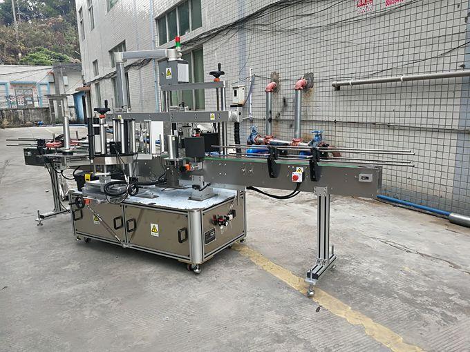 Stroj za samoljepljivanje etiketa visoke plastičnosti za plastične boce